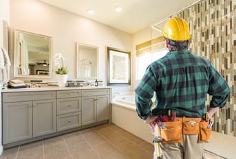Shower Replacement, Toilet Replacement & Bathroom Renovation Plumbing Services by Complete Plumbing